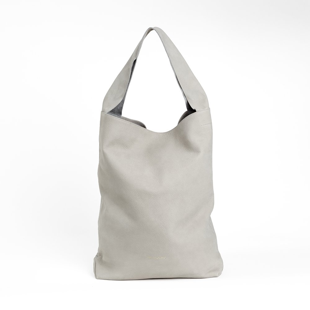 Boho bag gris perla