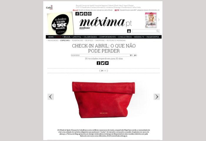 Maxima Portugal