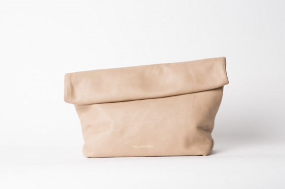 The Lunch Bag: Beige The Lunch Bag | Bags,Bags > Clutches -  Hiphunters Shop