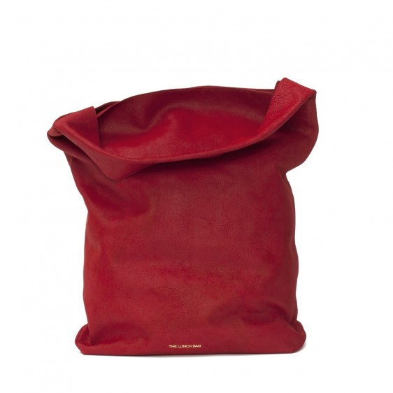 The Lunch Bag: Boho bag red | Bags,Bags > Totes -  Hiphunters Shop