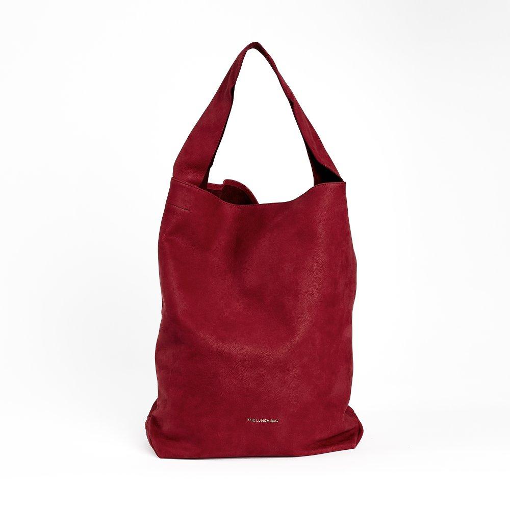 Boho bag rojo