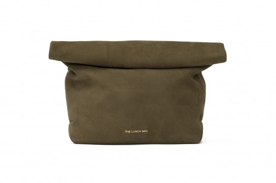 The Lunch Bag: Paper bag green |  -  Hiphunters Shop