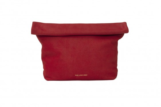 The Lunch Bag: Paper bag red - Hiphunters Shop