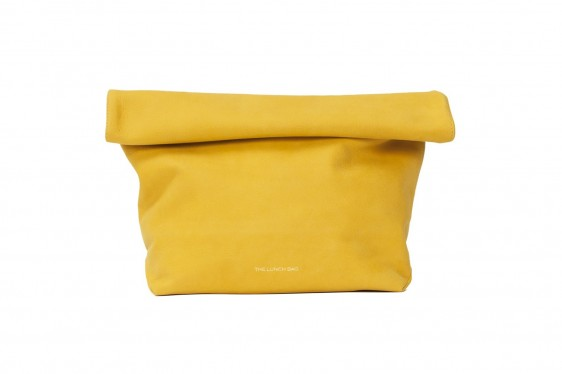 The Lunch Bag: Paper bag yellow |  -  Hiphunters Shop