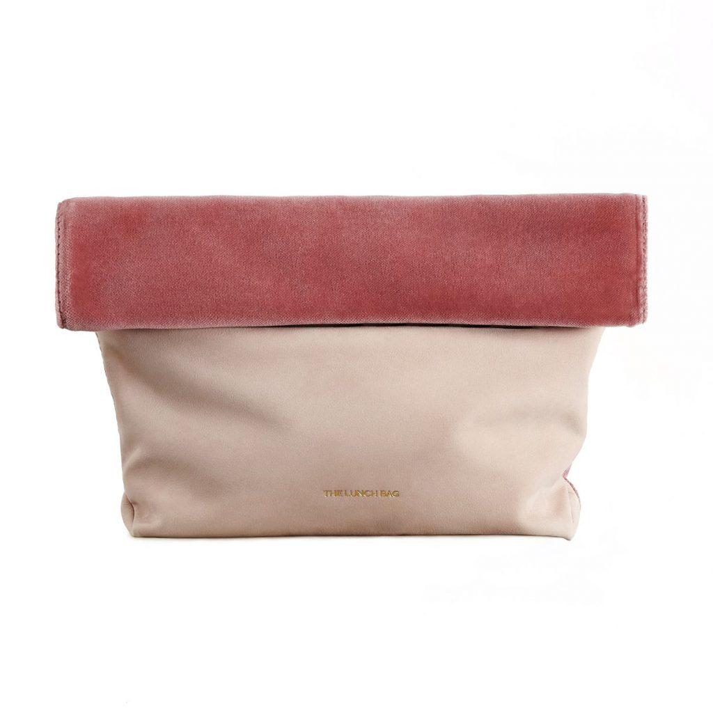 Paper bag rosa