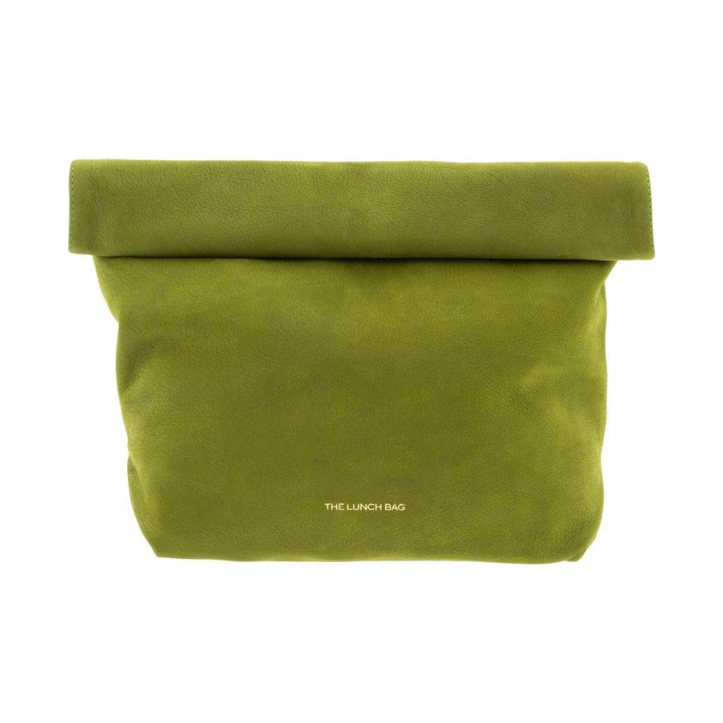 Paper bag verde