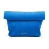 Paper Bag azul real